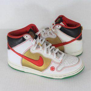 Nike SB Dunk High Pro Money Cat 305050 162 G531